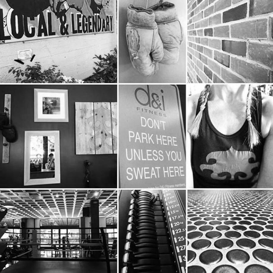 D&I - Lisa Goldfarb collage
