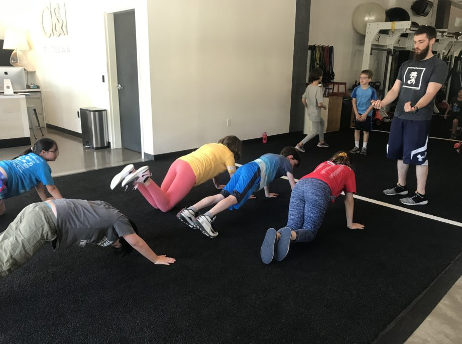 Youth - D&I Fitness